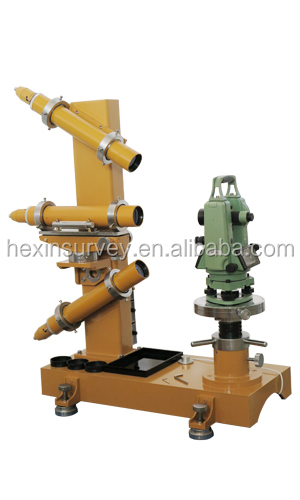 High precision W420-3 laser collimator for total station
