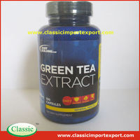 GMP Certified Green tea extract weight loss capsule Private label