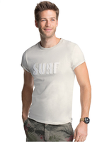 stylish O-neck 100%cotton fit latest shirt design for men t-shirt men summer shirt