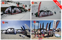 X-gloo Skate tent arched gazebo tent for sport events