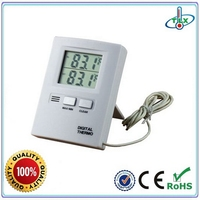 New new coming digital wired indoor outdoor thermometer