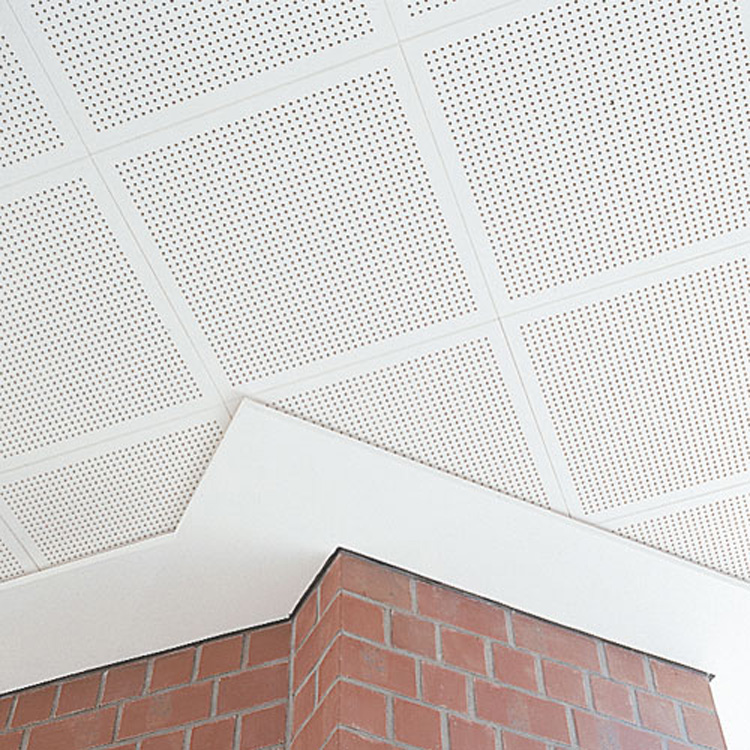 12mm Hole Perforated Pvc Gypsum Ceiling Tiles For Thailand Buy
