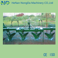 Multi-functional cultivator ridging machine
