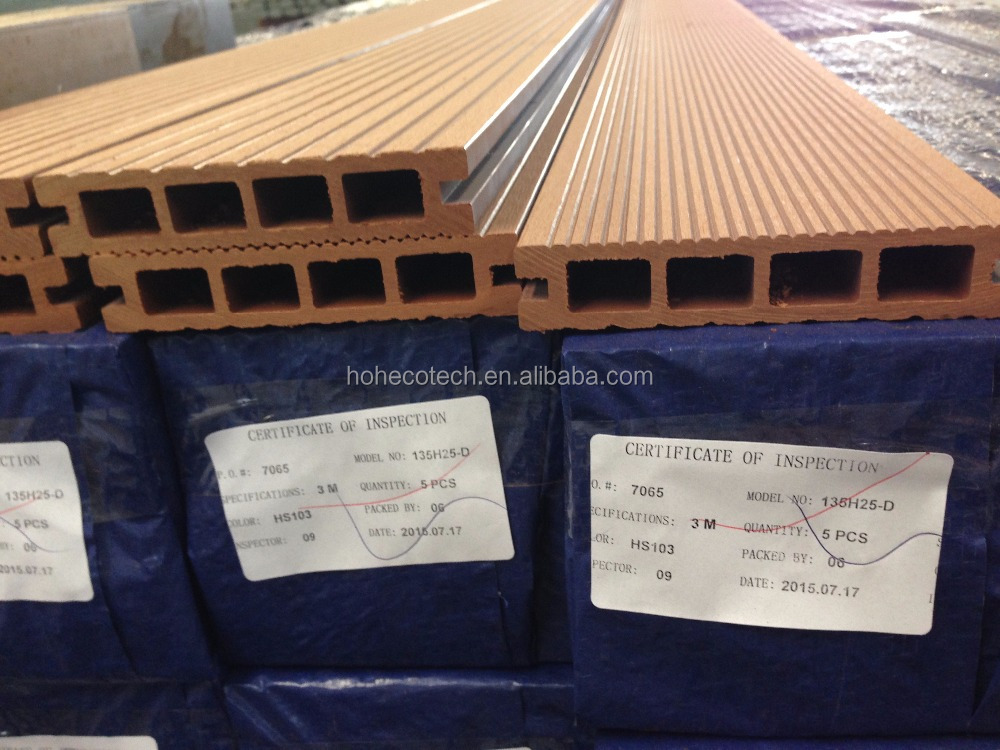 wpc decking accessories composite skirting WPC bio wood board