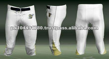 Best Price White Popular Youth Football Pants