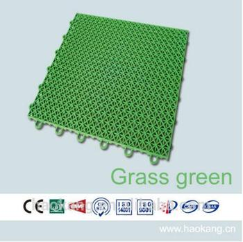 Factory Price PP Plastic Interlocking Floor with CE SGS Certification