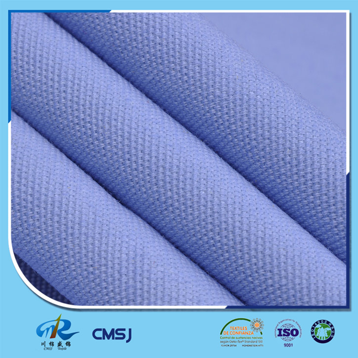 65/35 poly/cotton plain weaving canvas duck fabric for workwears