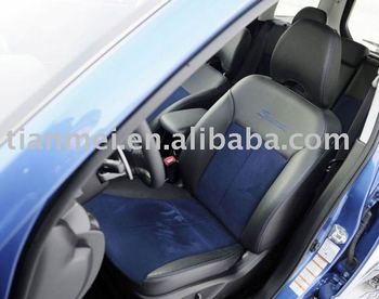 leather auto seat cover/car seat cover set