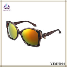 Factory Price uv400 Polarized Fashionable High Quality Sports Sunglasses 2016 Women