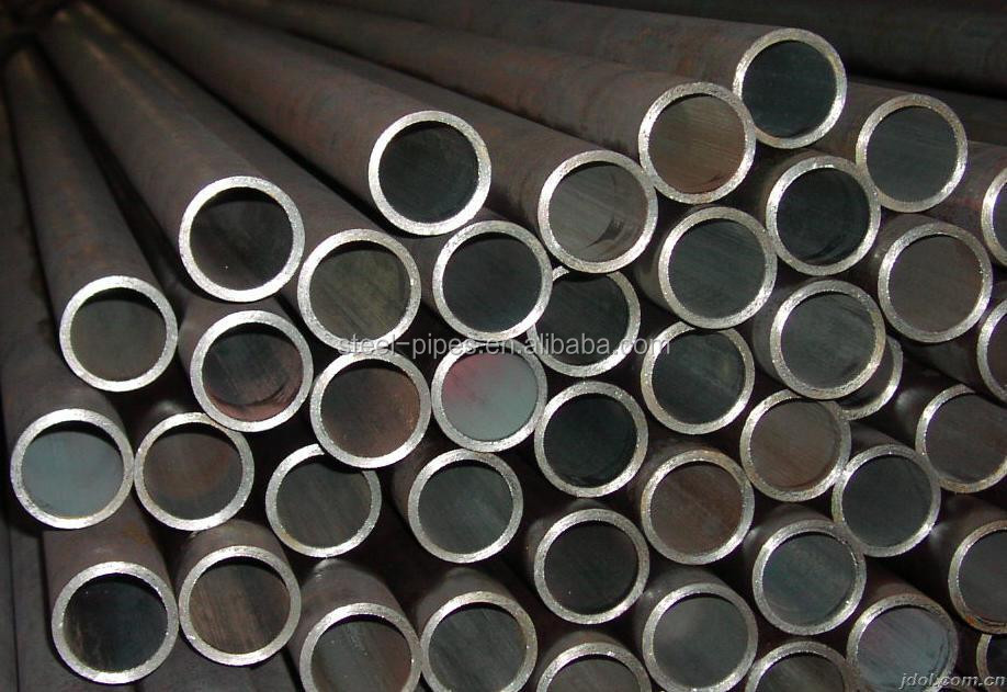 Top suppliar of BS standard carbon steel pipe thermal conductivity steel pipe Building material