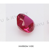 Wholesale 5 Ruby 8 8mm Natural