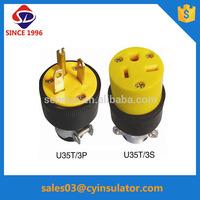 U38 light switch industrial plug and socket edison bulb american standard switch socket