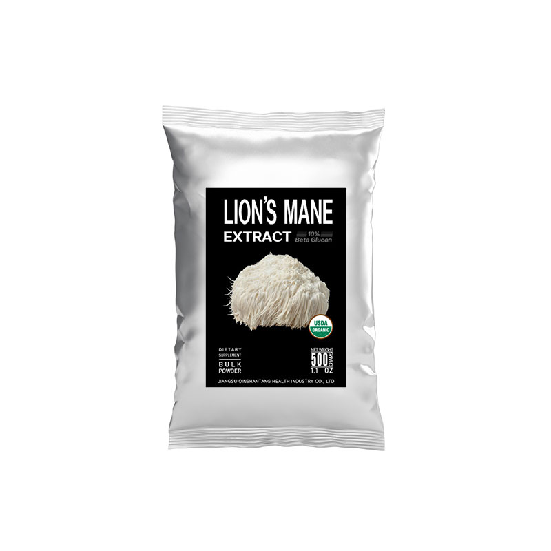 Organic <strong>Natural</strong> Lion's Mane Extract For Cure Gastric Ulcer