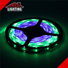 Hot selling 5V led rope light RGB dream color WS2812B led strip light with ce rohs