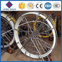 Fiberglass duct rodder/Fiberglass Push Pull Rod/Fiberglass cable jockey