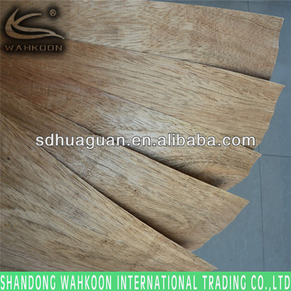 rotary cut natural wenge wood veneer for bedroom furniture