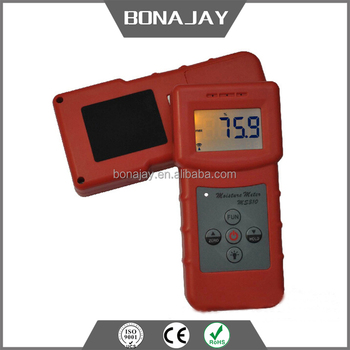 MS310 moisture meter for leather /textile raw materials