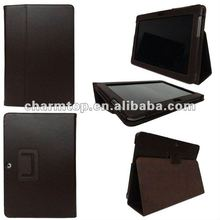 Newest High Quality Leather Case for Samsung Galaxy Tab 2 P5100