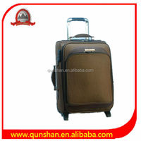 High quality strong and durable EVA trolley travel suitcase