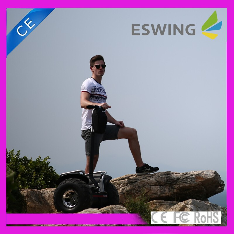 China factory 2 wheel electric self balance scooter, electric chariot, personal vehicle