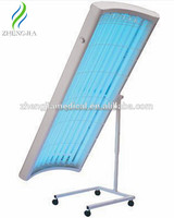 collagen solarium tanning bed/Germany lamp sunbed/body skin rejuvenation solarium