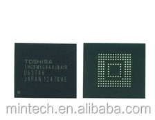 Replacement eMMC 32GB with firmware Programmed NAND flash memory IC chip THGBM5G8A4JBAIR For LG G3 D855
