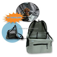 High Quality Waterproof Portable Fashion Pet Booster Dog Car Seat