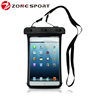 2016 hot selling PVC customized waterproof tablet bag for ipad mini