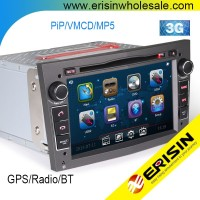 "Erisin ES7060P 7"" Touch Screen Car Stereo DVD GPS for Zafira 2005"