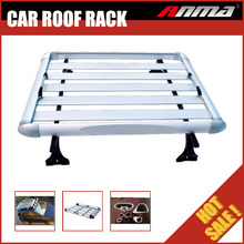 Universal easy installation aluminum 4x4 car roof rack