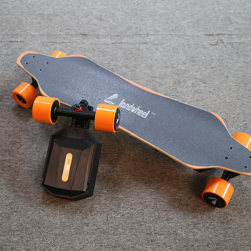 cheap wireless powered board cheap boosted electric skateboard longboard for sale