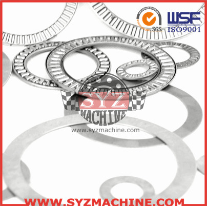 Trust bearing clutch components for automotive