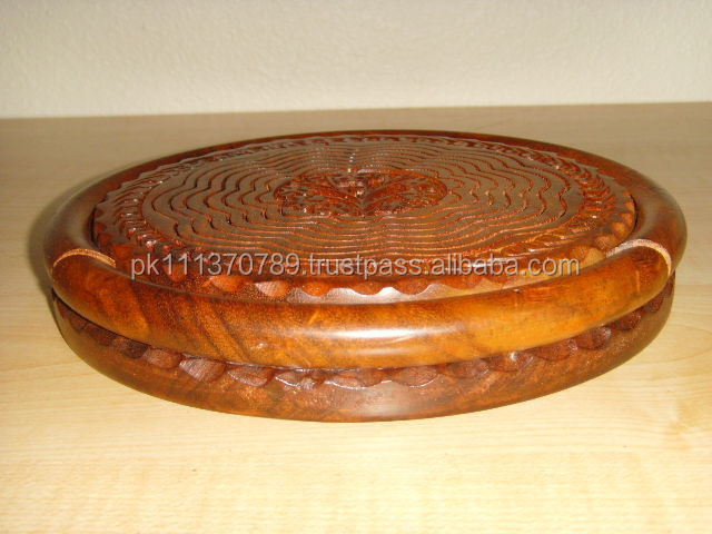 Rose Wood basket