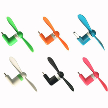 Yiwu supplies wholesale colored logo 2 in 1 mini airplane usb fan