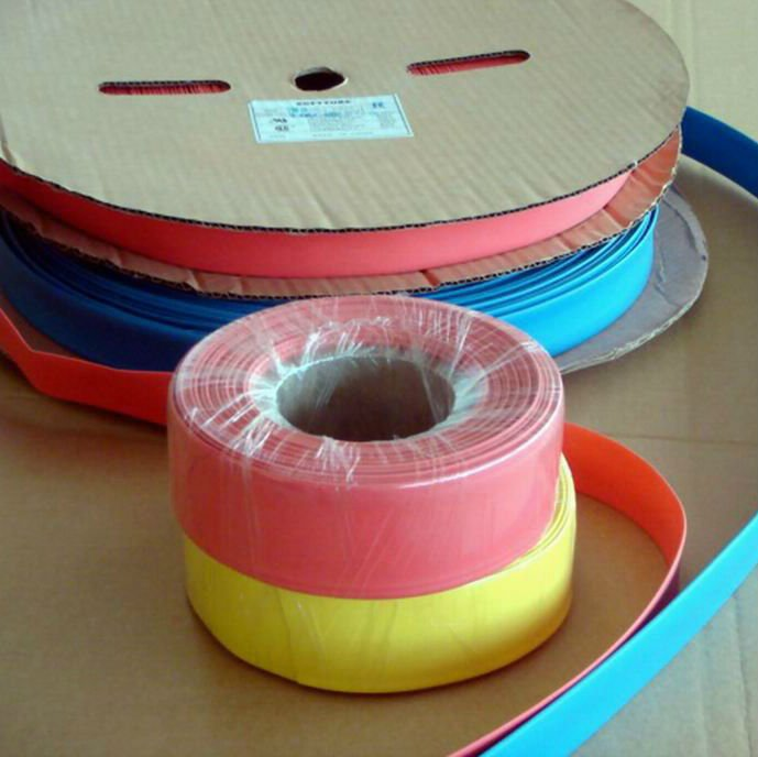 non halogen flame retardant colored heat shrink tube