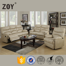 American style comfortable sofa leather modern low price sofa set new model sofa sets pictures