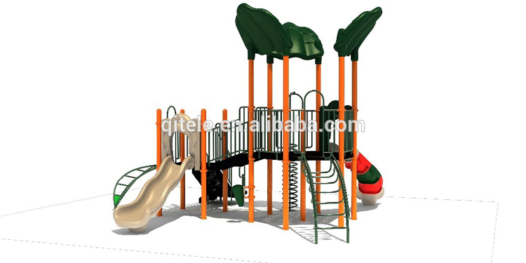 China manufacturer cheap new large outdoor playground equipment