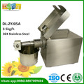 Dulong small oil screw press homemade oil press