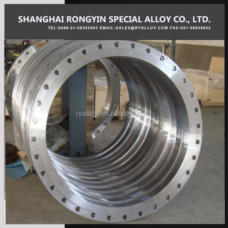 High brightness High Quality wn cs forged flange