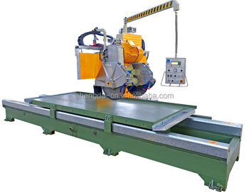 Profiling shaping machine for stone