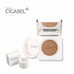Snail color control cc cream based foundation makeup highlighter cosmetics beauty product private label