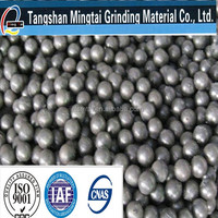 25mm Top rank low price Tangshan mingtai casting grinding steel balls