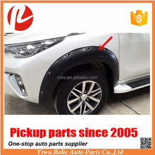 toyota fender flare rubber for 2016 toyota fortuner accessories