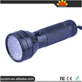 51 Led Torch UV Ultra Violet Flashlight with AA Dry Battery Souce