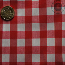 cheap and high quality poly cotton yarn dye shirt fabric