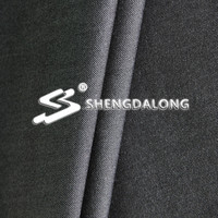 SDLA21365 Anti-static brushed twill trousers fabrics with free sample