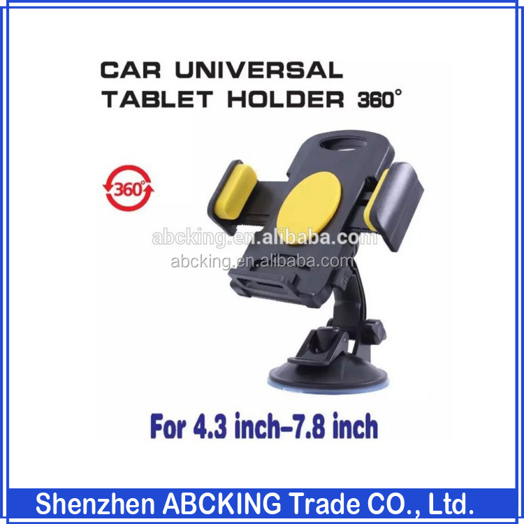 High Quality Car Universal Rotating 360 Degree Cellphone / Tablet Holder