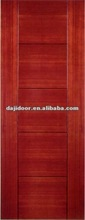 Modern Solid Timber Flush Doors Design DJ-S3423