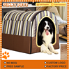 Pets Doghouse Cat Nest Cotton Pet House