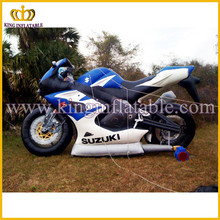 outdoor show advertising inflatable Motorcycle model,hot sale inflatable Motorcycle